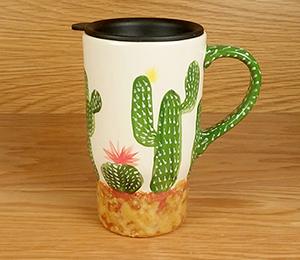 Aventura Cactus Travel Mug