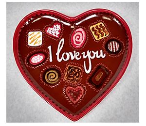 Aventura Valentine's Chocolate