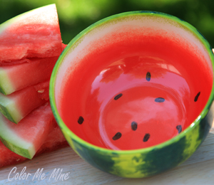 Aventura Watermelon Bowl