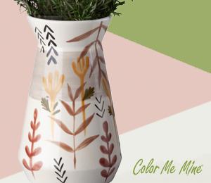 Aventura Minimalist Vase