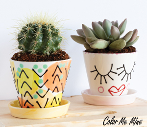 Aventura Cute Planters