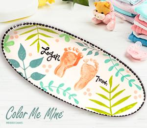 Aventura Tropical Baby Tray