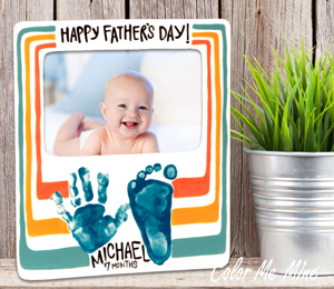 Aventura Father's Day Frame