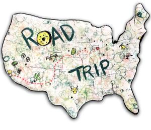 Aventura Family Road Trip!