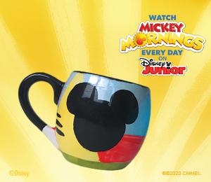 Aventura Mickey's Bubble Mug