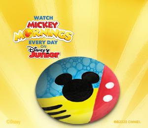 Aventura Mickey's Soap Dish